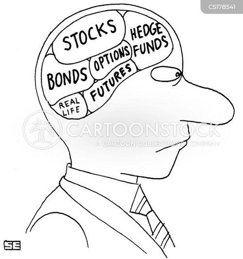 hedge funds cartoon