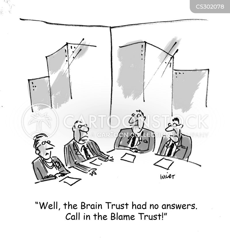 Image result for cartoon low trust culture