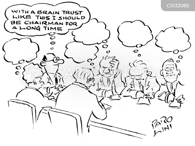 brain storm cartoon