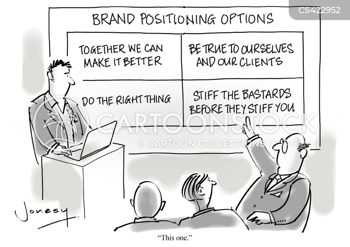 strategic planning cartoon