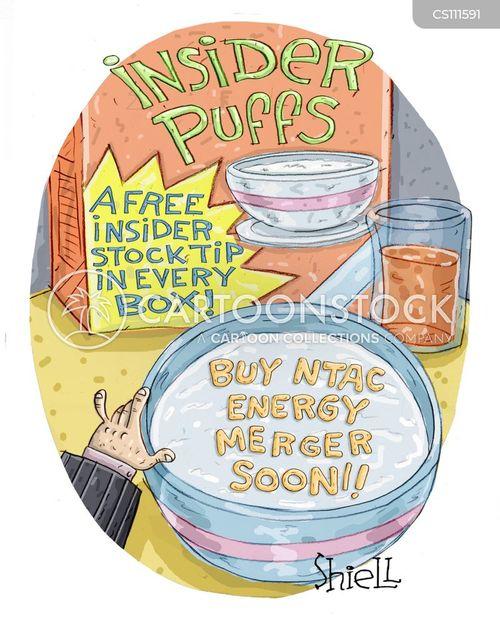 inside trades cartoon