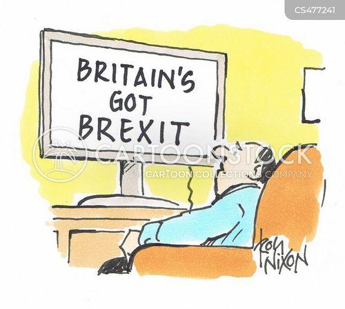 brexit politics cartoon