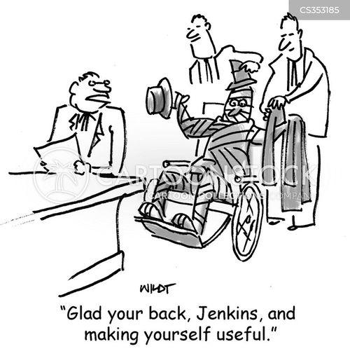 usefulness cartoon