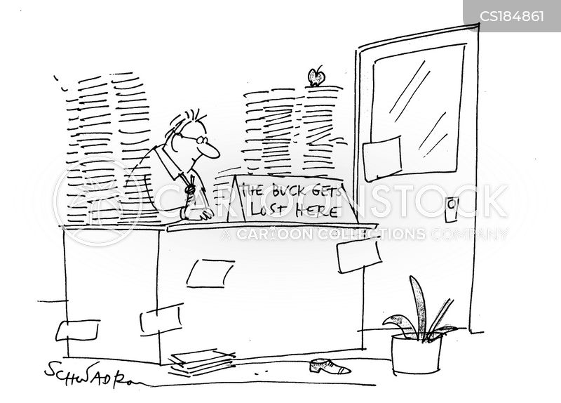 organisational cartoon