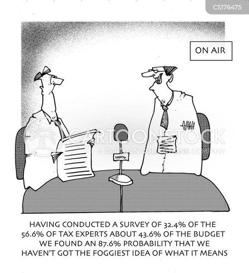 statistical cartoon