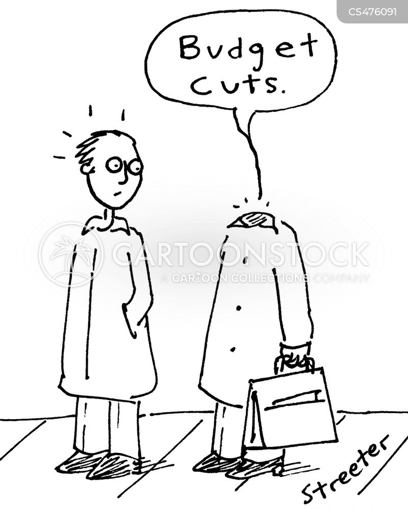 budget-cuts cartoon
