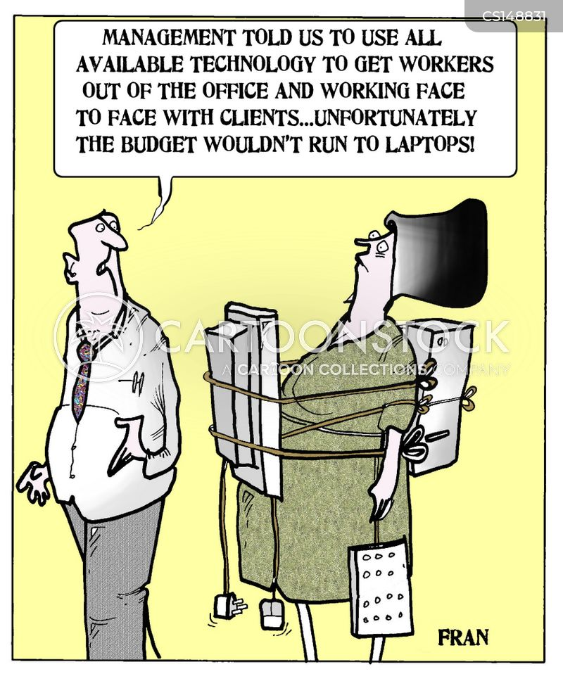 Budget Restraint Cartoons and Comics - funny pictures from ...