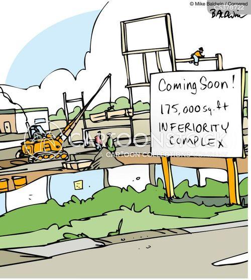 constructs cartoon