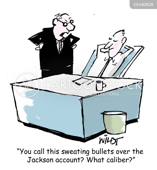 caliber cartoon