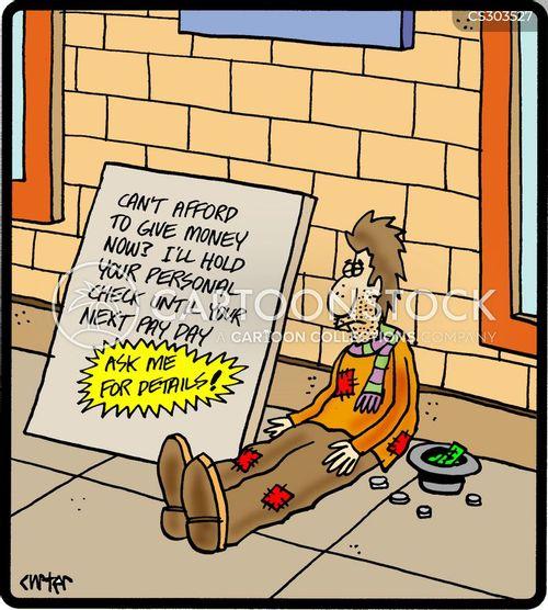 payday cartoon