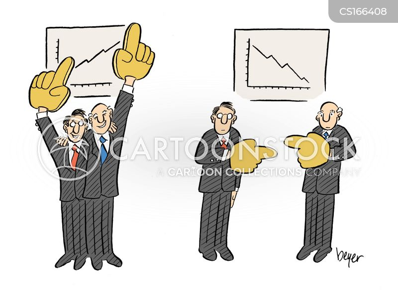 finger-pointing cartoon