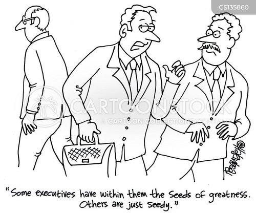 seediness cartoon