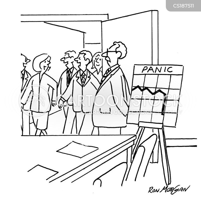 board of executives cartoon