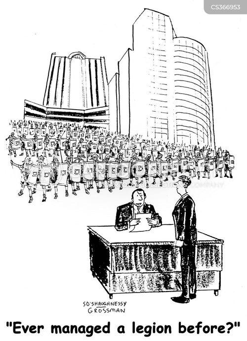 legion cartoon