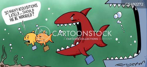 receivership cartoon