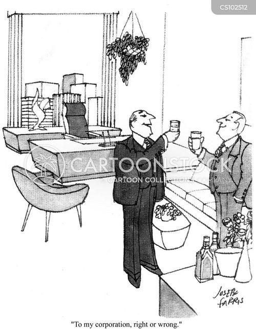 amoral cartoon