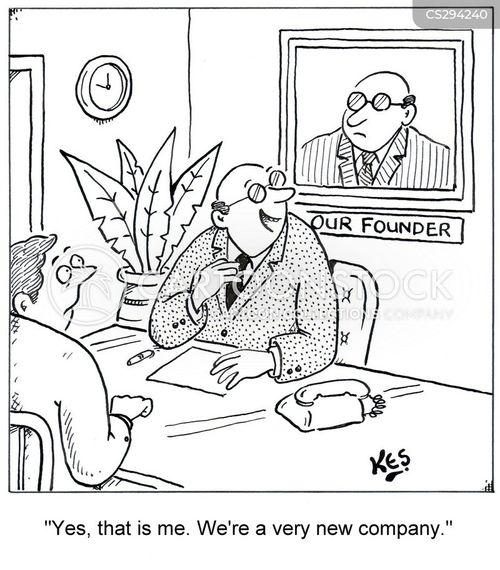 lack of confidence cartoon