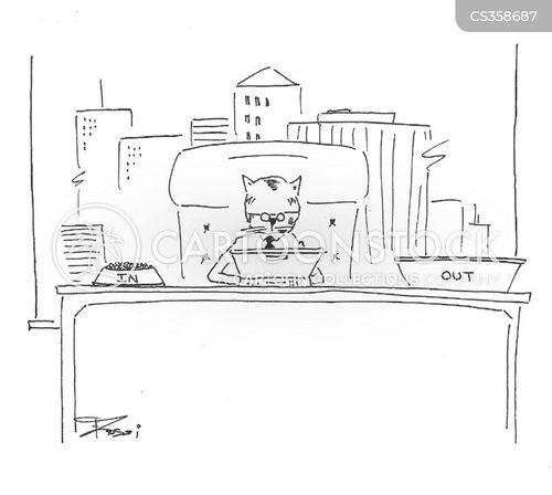 food bowls cartoon