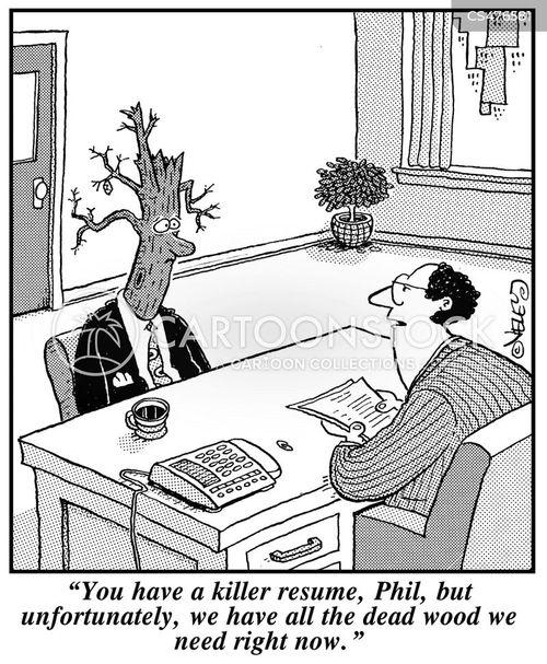 organizational cartoon