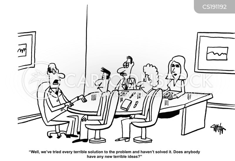 War Room Cartoons and Comics - funny pictures from CartoonStock