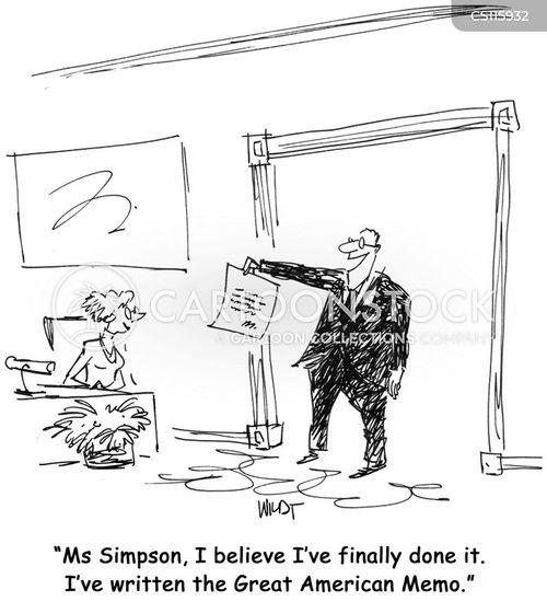 accomplished cartoon