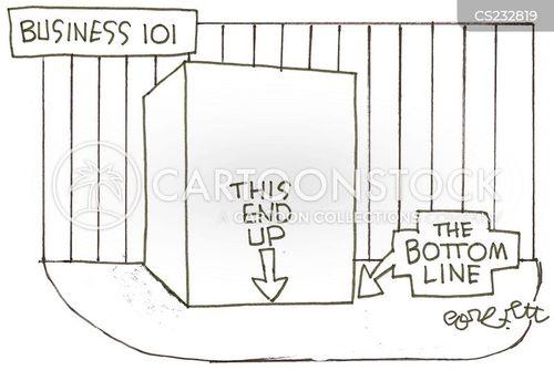 business seminar cartoon
