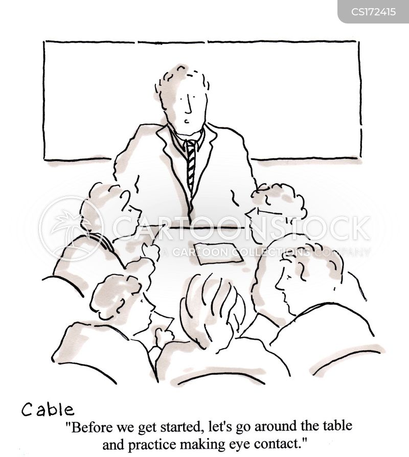 Business Communication Cartoons And Comics Funny Pictures From Cartoonstock
