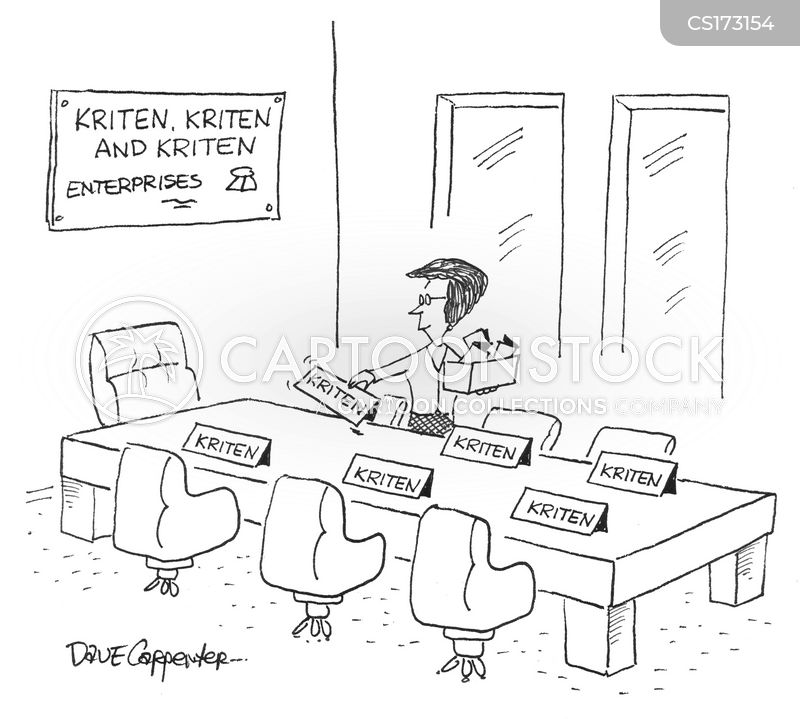 name tags cartoon