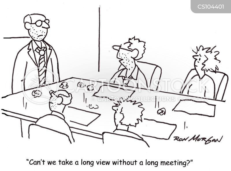 long meeting cartoons and comics funny pictures from cartoonstock