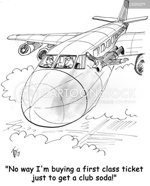 business cost cartoon
