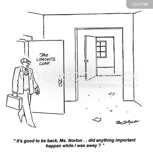 vacated cartoon