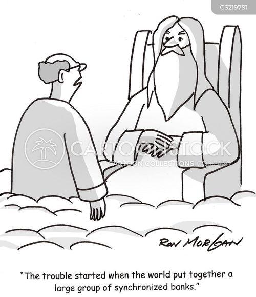 higher power cartoon