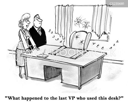 assassinated cartoon