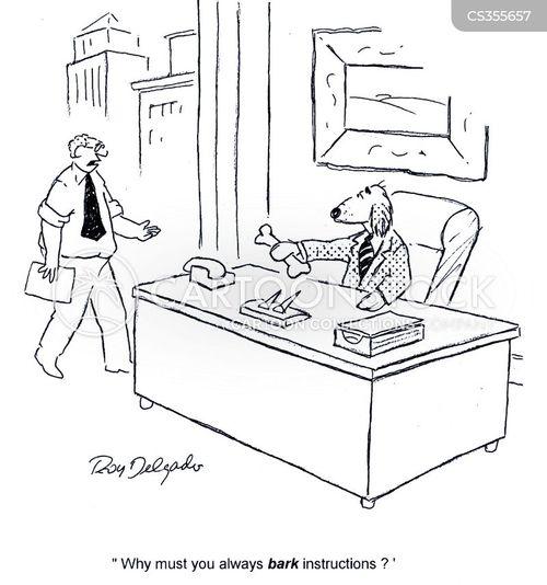 top dogs cartoon