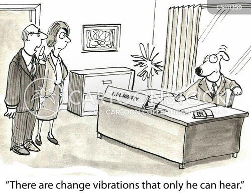 vibration cartoon