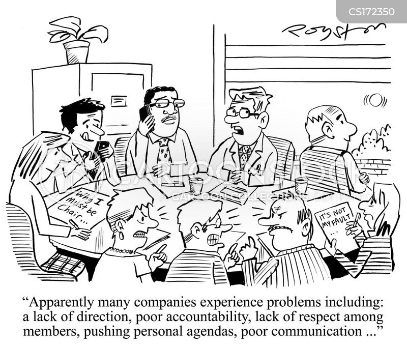 accountability cartoon