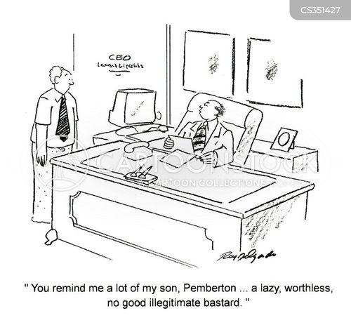 bastard cartoon