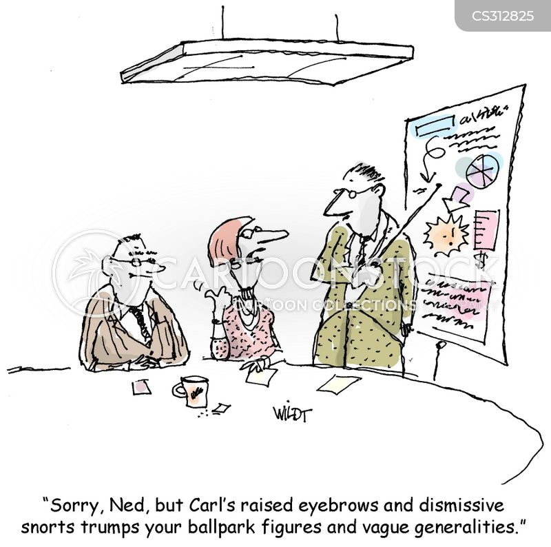 trumping cartoon