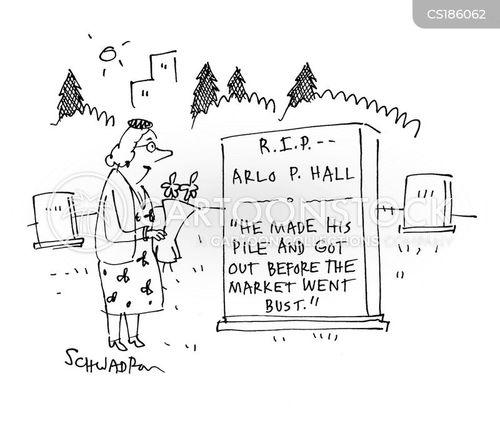 bust cartoon