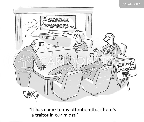 global industries cartoon