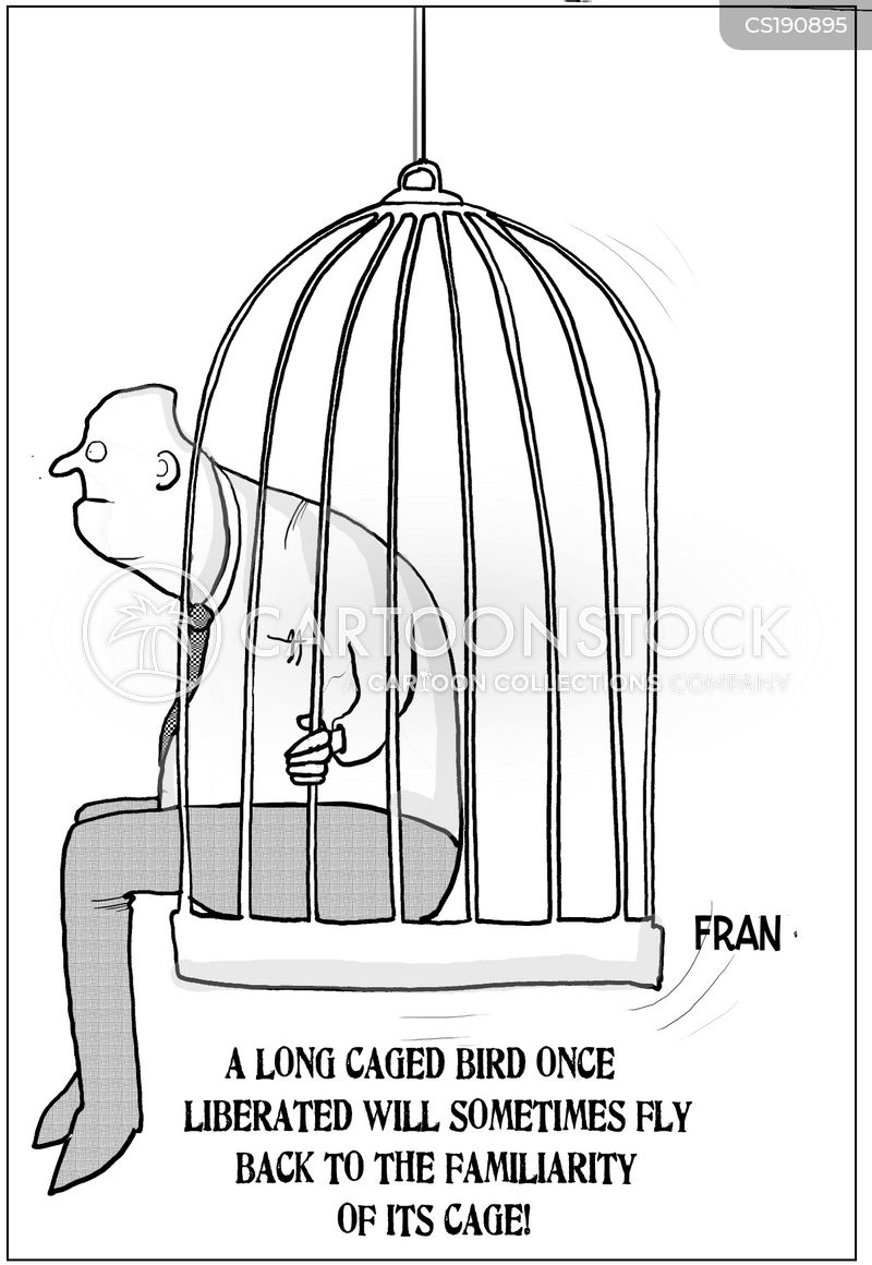 coping with freedom cartoon