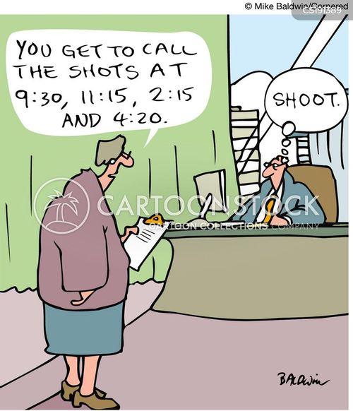 hot shot cartoon