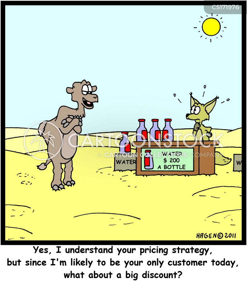 discounts cartoon