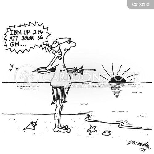 seashells cartoon