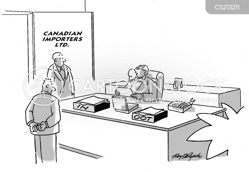 importers cartoon