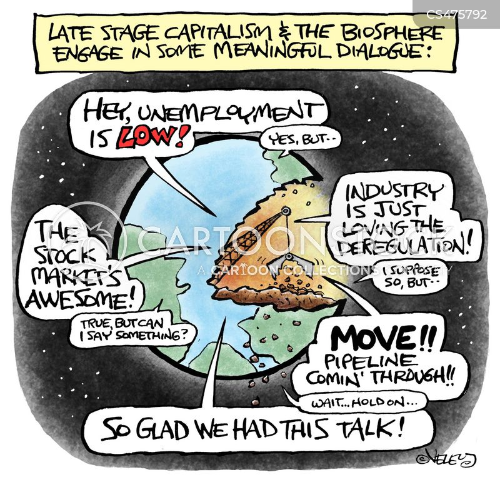 biosphere cartoon