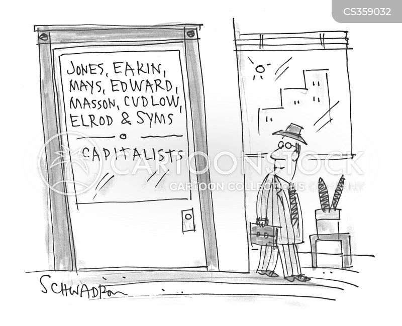 capitalist societies cartoon