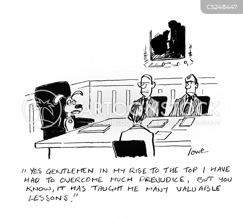 preconceptions cartoon