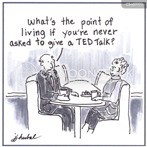 speech maker cartoon