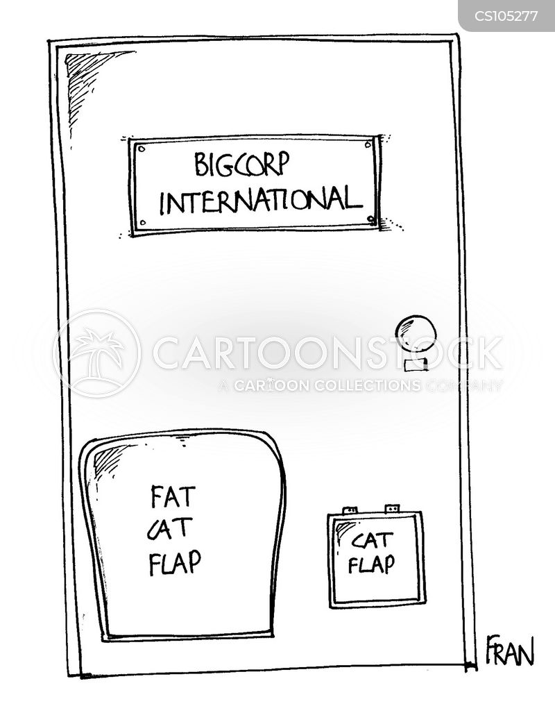 fat-cat cartoon